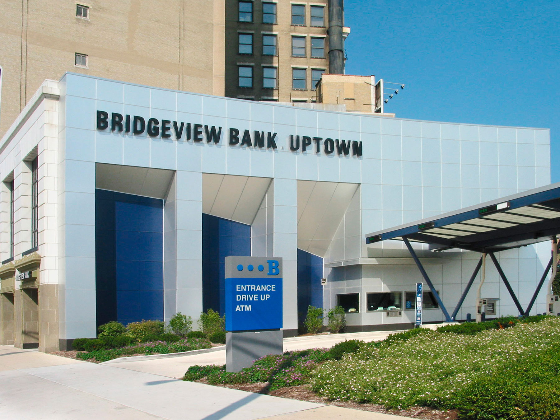 Bridgeview Bank - Commercial Remodeling