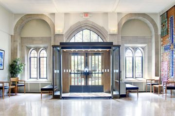 Garrett Evangelical Theological Seminary Construction Remodeling Project