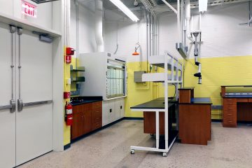 Educational Lab Remodeling Projects