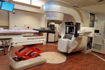 Trinity Medical Center Linear Accelerator,-Moline